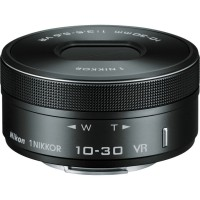 Объектив Nikon 10-30mm f/3.5–5.6 VR PD-Zoom Nikkor 1 black