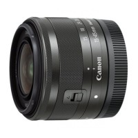 Объектив Canon EF-M 15-45mm f/3.5-6.3 IS STM, черный OEM