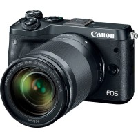 Canon EOS M6 Kit 18-150mm f/3.5-6.3 IS STM Black