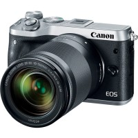 Canon EOS M6 Kit 18-150mm f/3.5-6.3 IS STM Silver