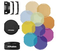 Цветные фильтры Profoto OCF Color Gel Starter Kit