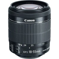 Объектив Canon EF-S 18-55mm f/3.5-5.6 IS STM OEM уцененный