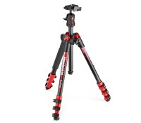 штатив Manfrotto Befree Color MKBFRA4RD-BH c шаровой головкой