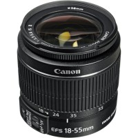 Объектив Canon EF-S 18-55 mm f/3.5-5.6 IS II OEM уцененный